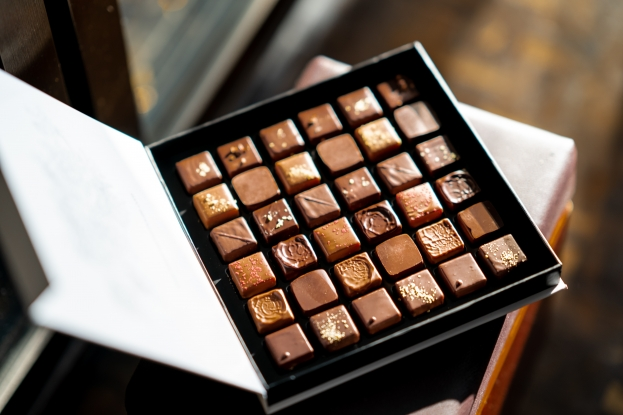 Seriously, who doesn't love chocolates?