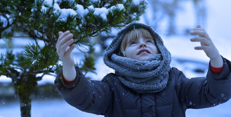 What is the secret of the Snow Child?