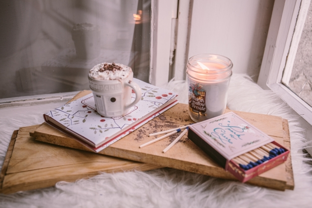 Light a candle and cosy up with a classic
