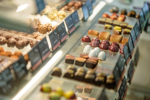 The Borders has chocolate treats galore