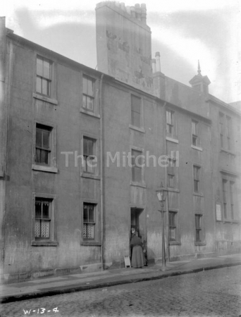 Catherine Street tenement building 1908 (Address believed to be 32 Catherine Street.)