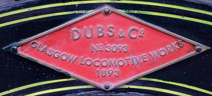 Dubs & Co. Nameplate