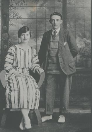 John Brown McKay and May Ashcroft