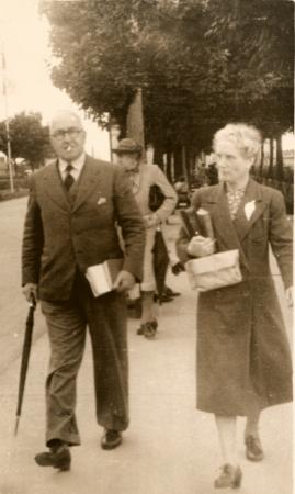 Bert and Helen Craig c. 1960