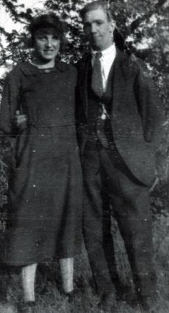 Chrissie Macartney and William Abercrombie