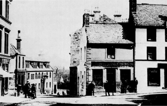 The Cross, Kirkintilloch (c.1900)