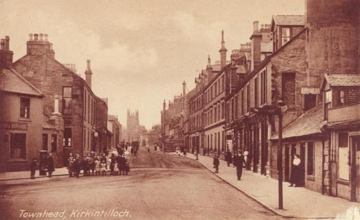 Townhead, Kirkintilloch (c.1900)