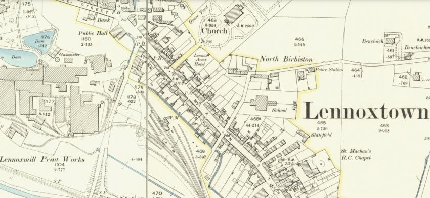 Lennoxtown (1898)