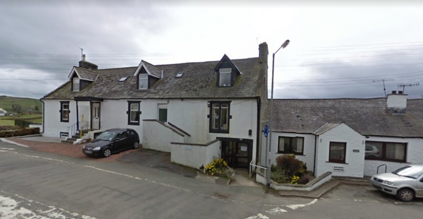 King's Arms Cottage in Dunscore today