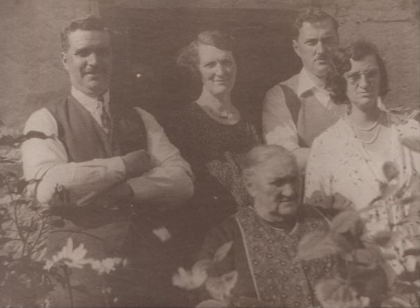 Carson Family c.1930s