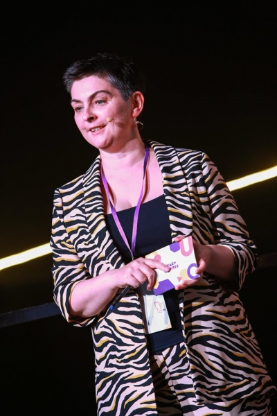 Rachael Brown - CEO Of Cultural Enterprise Office