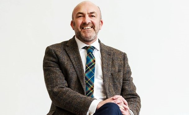 Geoff Leask - Chief Executive Of Young Enterprise Scotland