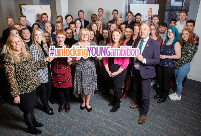 Pilot programme to encourage young people to consider entrepreneurship as a viable career path