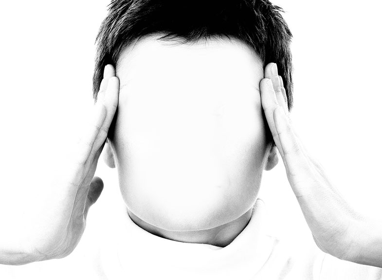 Tension headaches often entail tenderness, pain or throbbing around our temples -  from the word temporal (temporal lobes).