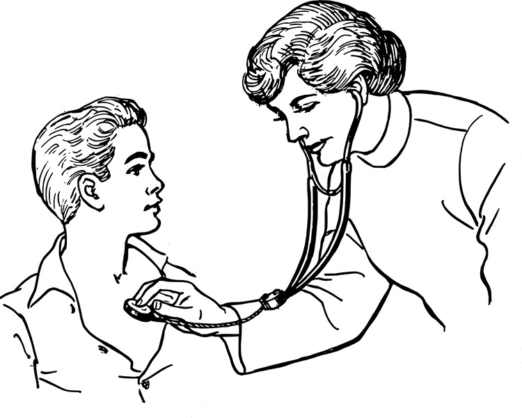 When a doctor treats a patient, with a couch for example, the look for the cause of the cough, and do not treat every cough as having the same cause.