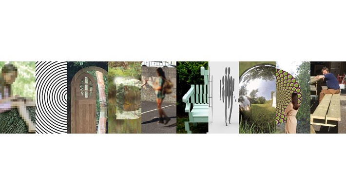 Luke Jerram 'The Impossible Garden' Exhibition Bristol University  Botanic Gardens