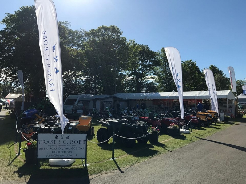 Our Royal Highland Show Stand 2018