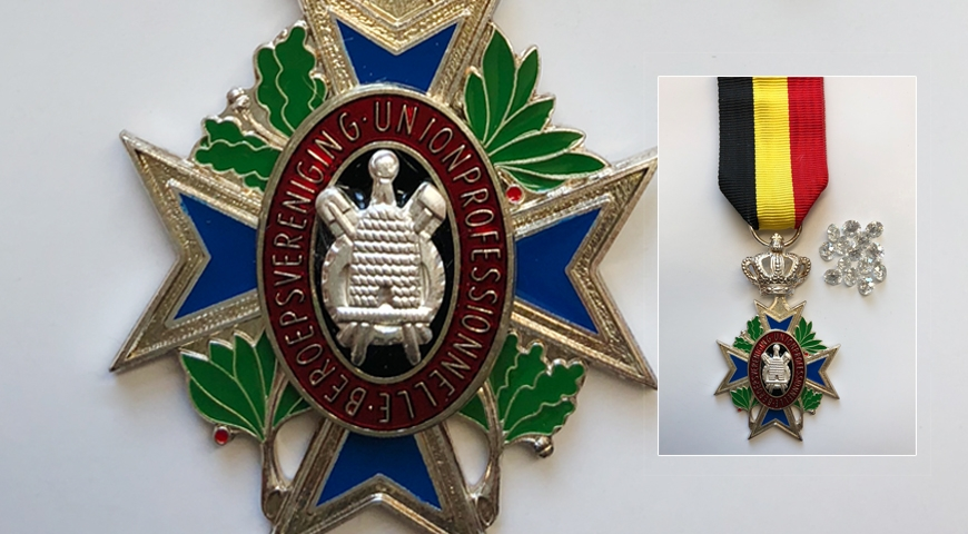 Special Medal of the Professional Associations