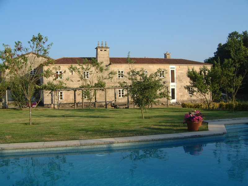 Galician Country House Hotels or Pazos