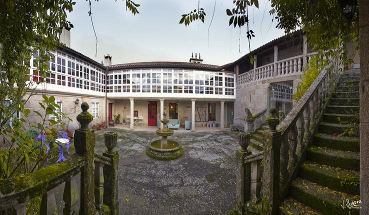 Galician Pazo or Manor House