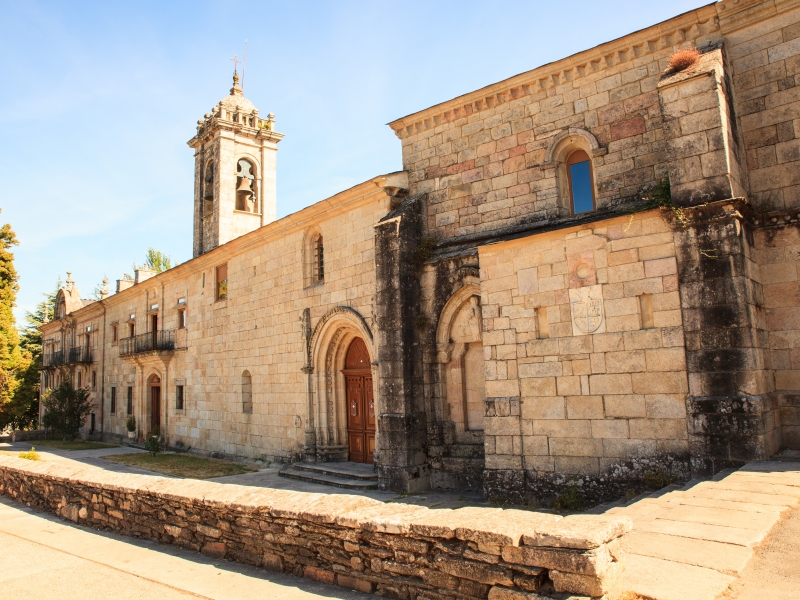 Pilgrim Albergue of the Convent of Saint Mary Magdalene, Sarria