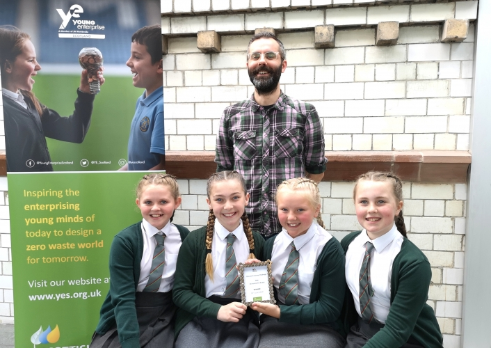 St Mary's, Alexandria won the SEPA Environmental Award
