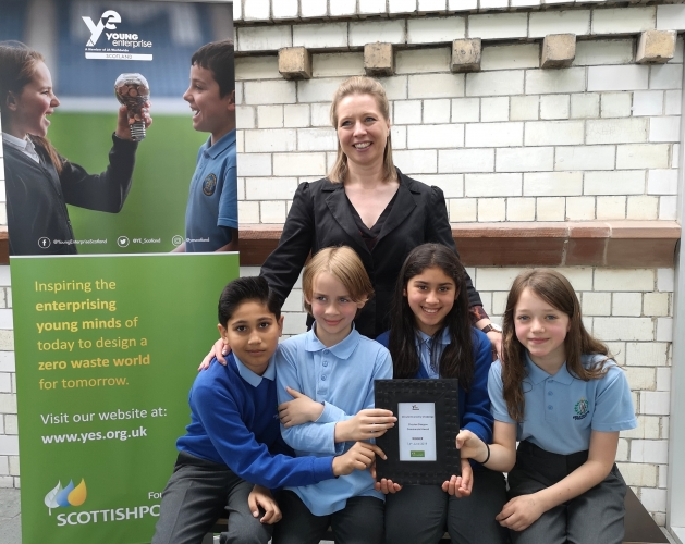 Kelvindale Primary snagged the Circular Glasgow Commercial Award