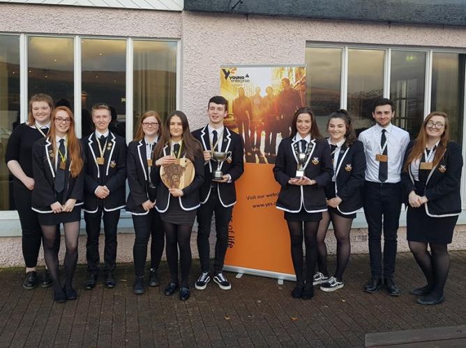 Argyll & Bute Regional Winners in 2018
