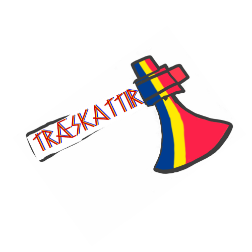 Traeskattir best logo competition winning design